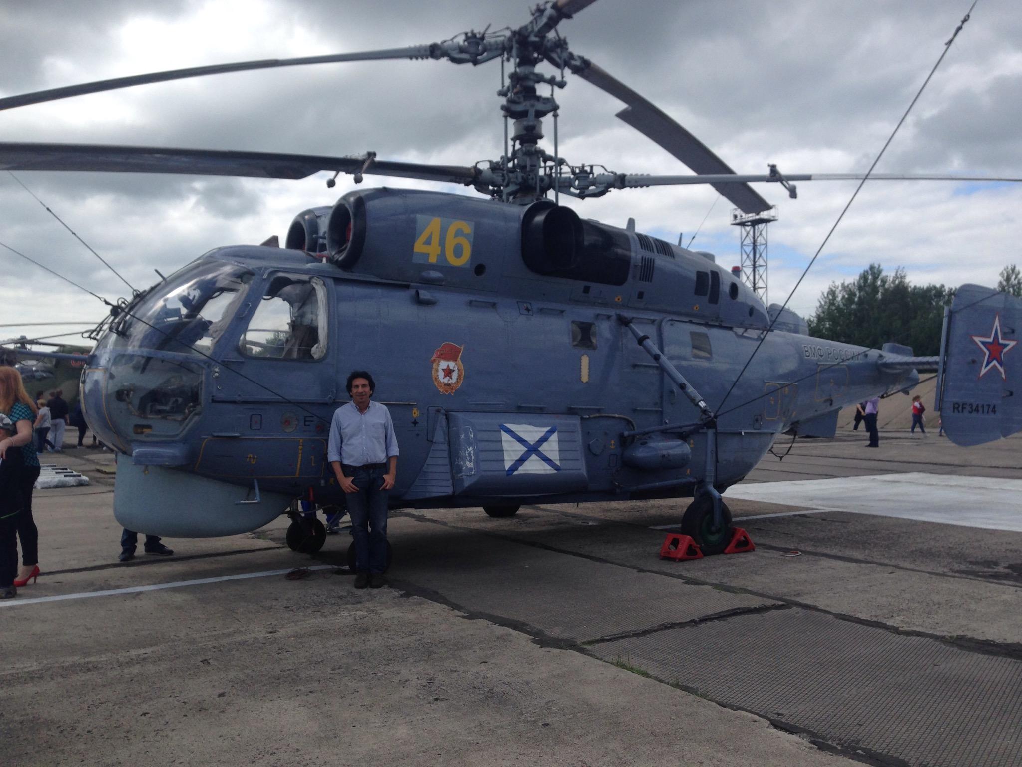 En el Festival Aéreo de la Flota Rusa del Mar Báltico